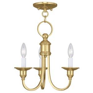 Eckard 3-Light Candle-Style Chandelier