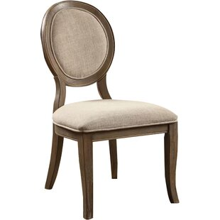 Bloomingdale Upholstered Dining Chair (Set of 2)