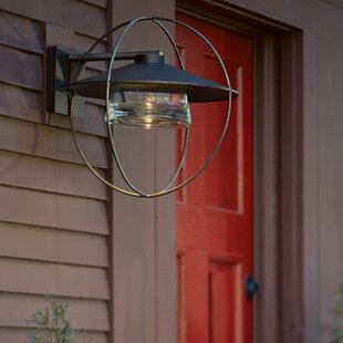 Halo Outdoor Sconce By Hubbardton Forge Outdoor Lighting