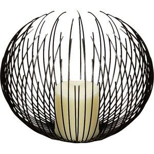 Windlicht Cylon aus Metall