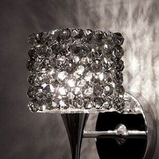 Bargain Haven 1-Light LED Armed Sconce By WAC Lighting