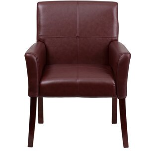 Personalized Executive Reception Lounge Chair by Flash Furniture