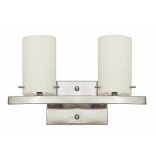 Ebern Designs Philips 2-Light Vanity Light