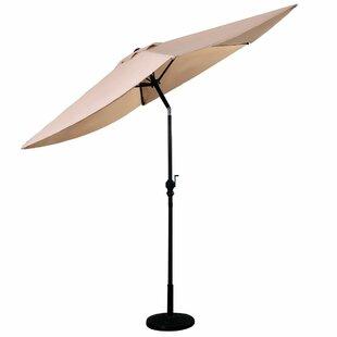Ebern Designs Bacon Patio Market Umbrella