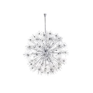 Orren Ellis Mattern 40-Light Chandelier