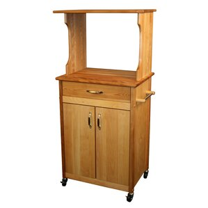 Microwave Cart by Catskill Craftsmen, Inc.