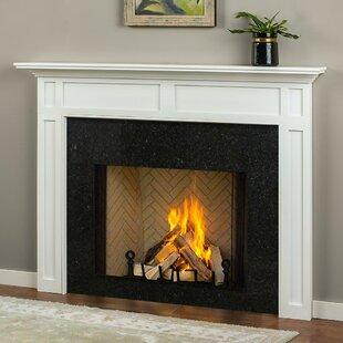 Harrison Surround Wood Fireplace Surround By Mantels Direct