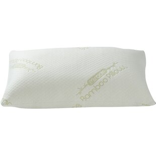 Miracle Bamboo Fiber Pillow by Miracle Bamboo Pillow Cool
