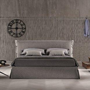 Flatiron Upholstered Storage Platform Bed