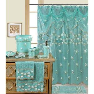black dark green shower curtain. Save to Idea Board Shower Curtains  Accessories You ll Love Wayfair ca