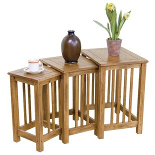 Fresno 3 Piece Nesting Tables
