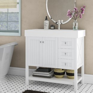 Harward 35 Single Bathroom Vanity Set by Highland Dunes