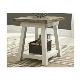 August Grove Mulvihill End Table