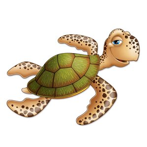 Turtle Wall Decor turtle wall decor | wayfair