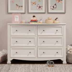 Kalani 6 Drawer Dresser