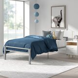 Doshie Metal Twin Platform Bed by Mack & Milo™