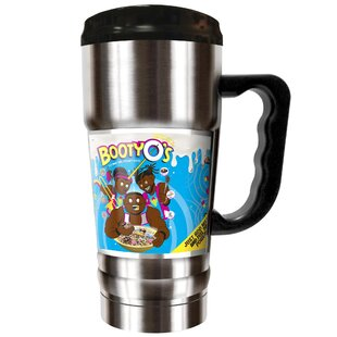 WWE Booty O's Vacuum 20 oz. Stainless Steel Travel Tumbler