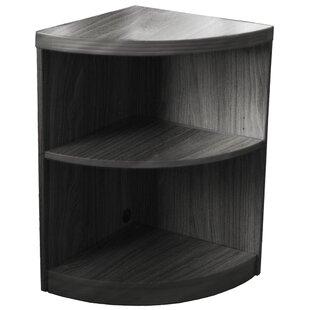 Mayline Group Aberdeen Corner Unit Bookcase