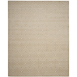 Candor Beige Indoor/Outdoor Area Rug
