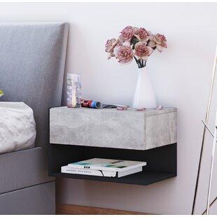 floating bedside shelf | wayfair.co.uk Floating Bedside Table