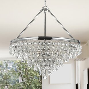 Affordable Devanna 8-Light Chandelier By Willa Arlo Interiors