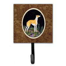 Starry Night Whippet Leash Holder and Wall Hook by Caroline's Treasures
