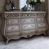 Platine De Royale 12 Drawer Dresser