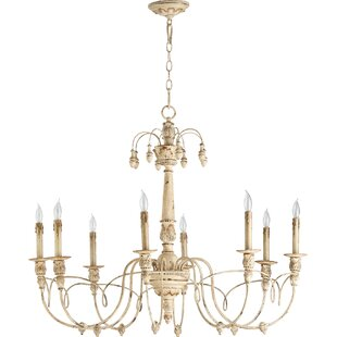 Paladino 8-Light Chandelier