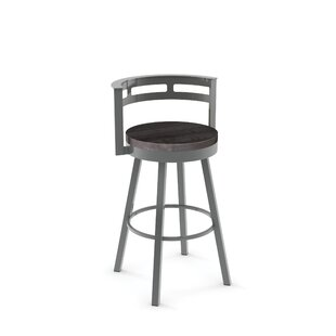 Talia 25.5 Swivel Bar Stool 17 Stories