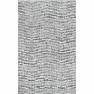 Review Bismark Gray Area Rug by Wade Logan