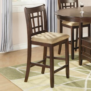Kistner Solid Wood Dining Chair (Set of 2) Alcott Hill
