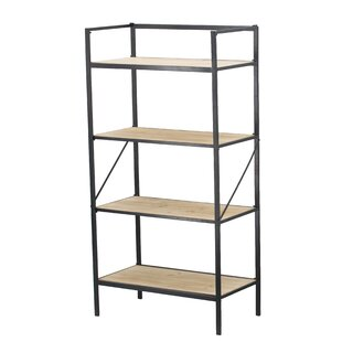 Govea 238 H x 48 W Metal Step Bookcase by 17 Stories