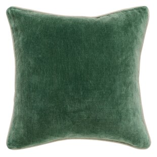 Vedika Velvet Throw Pillow
