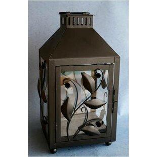 Metal Lantern by August Grove