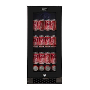 15-inch 3.4 cu. ft. Convertible Beverage Center by Whynter
