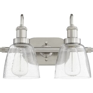 Breakwater Bay Dirksen 2-Light Vanity Light