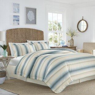 La Prisma Stripe Reversible Comforter Set