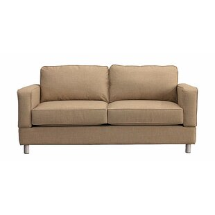 Affordable Raleigh Loveseat by Small Space Seating Reviews (2019) & Buyer's Guide