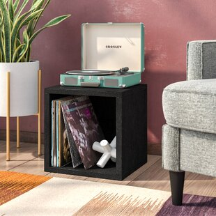 Andrade Vinyl Record Storage Cube Unit Bookcase