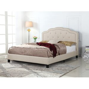 Gedan Upholstered Platform Bed by House of Hampton
