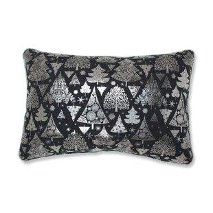 Grey Metallic Lumbar Pillow Wayfair