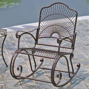 Three Posts Snowberry Rocking Chair