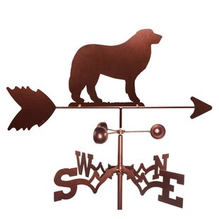 Great Pyrenees Dog Weathervane By SWEN Products