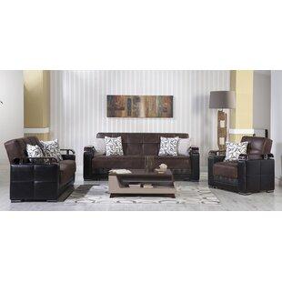 Ekol Configurable Living Room Set by Decor+