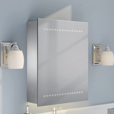 20 x 25 surface mount medicine cabinet with led lighting - Bathroom Cabinets With Led Lights