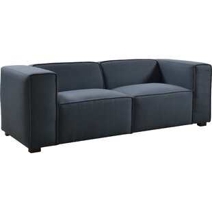 Overstuffed Sofa by Madison Home USA
