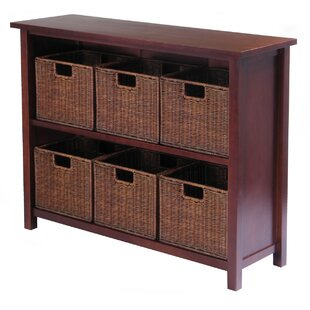Lavallie Standard Bookcase by Three Posts