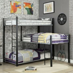 Fielding Twin over Twin Triple Bed