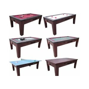 6 in 1 Multi Game Table
