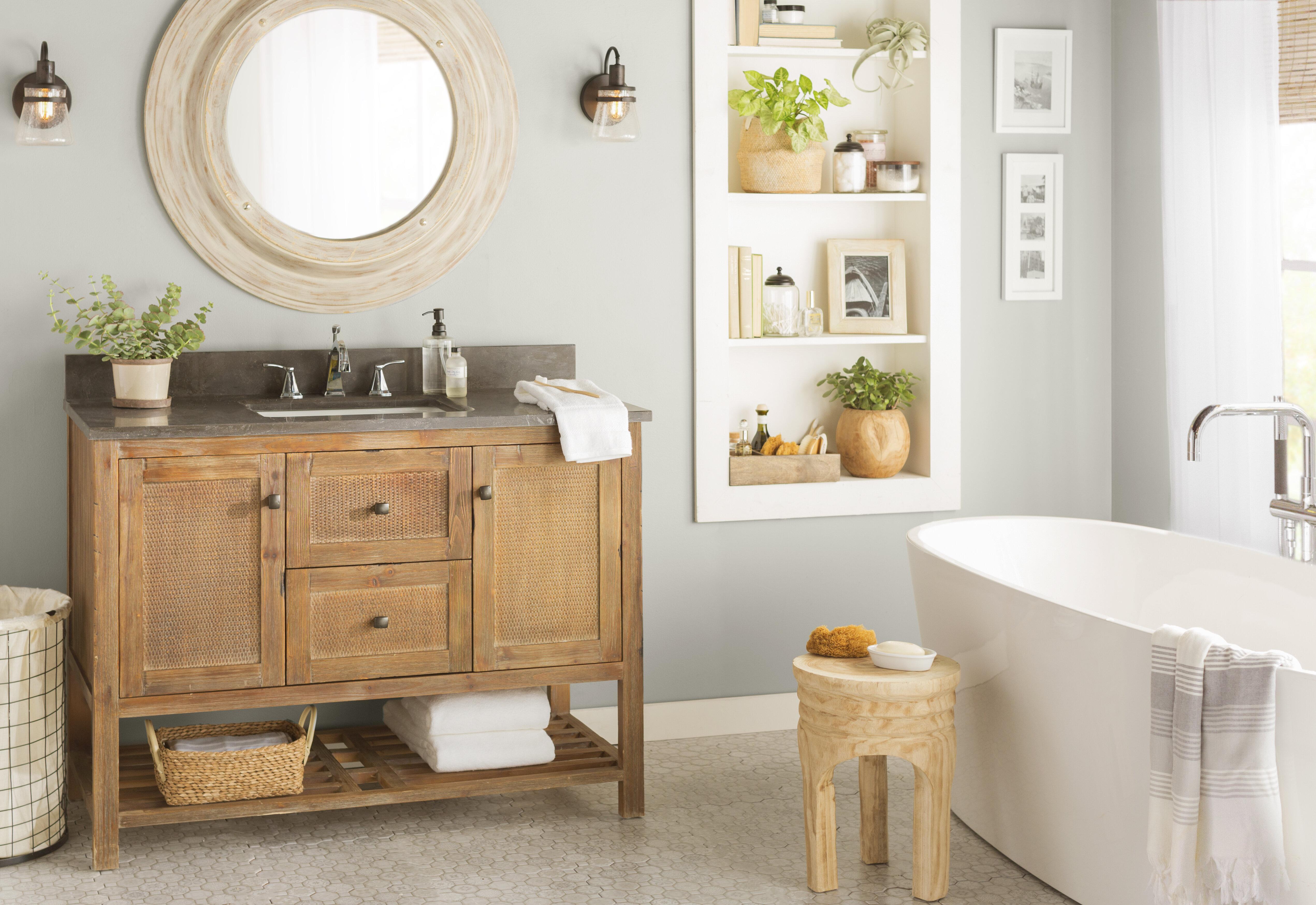 10 Beautiful Bathroom Remodel Ideas (With Photos!)  Wayfair